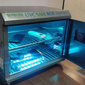 Mekin - UVC Safe Box