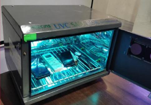 UVC Safe Box 20 ltr