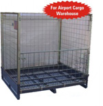 Airport Warehouse Pallet Image