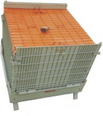 Special Lockable Pallet with PP Lining - Image