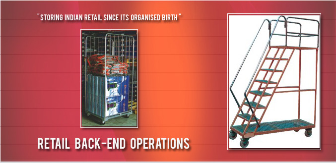 Retail Back-End Operations Image