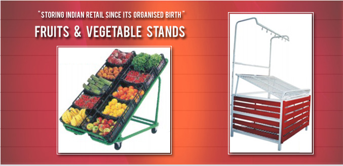 Fruits & Vegetable Stands & Weigh Scale Tables Images