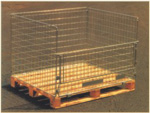 Collapsible Retention Cages - Image