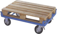 Trolly For Wooden Pallet - Image