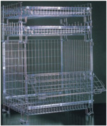 Collapsible Wire Mesh Pallet - Image