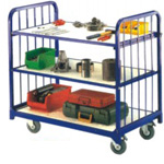Shelf Truck Image