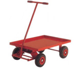 Multi Purpose Turn Table Truck Image
